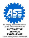 ASE Certificate | Quality Tire Service